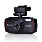 4-Mega-Pixel-Car-Recorder-MAISI-Full-HD-Color-Car-Black-Box-Dashboard-Camcorder-2304129630FPS-27-Inch-LCD-8x-Digital-Zoom-150-Degree-True-Wide-Vision-Angle-Motion-Detection-WDR-Superior-Quality-Night--0-0