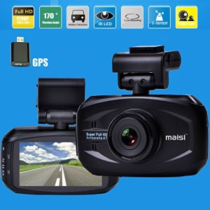 SMART car recorder with GPS MAISI