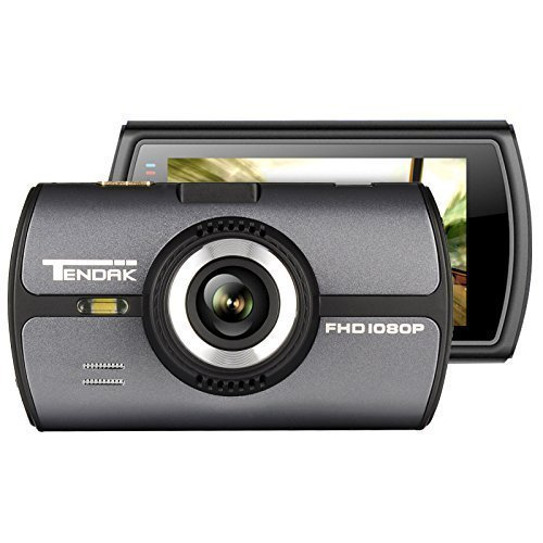 Tendak-27-Car-DVR-Camera-Recorder-H264-170-Degree-Dash-Cam-1080P-Full-HD-Night-Vision-with-16GB-Micro-SD-Card-0