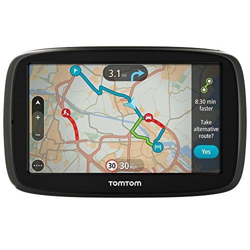 TomTom-GO-50-5-inch-Sat-Nav-with-Western-European-Maps-and-Lifetime-Map-and-Traffic-Updates-0-2