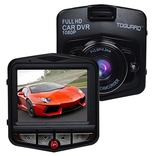 toguard mini car dvr camera 24 full hd 1080p driving recorder with g sensor motion detection. Black Bedroom Furniture Sets. Home Design Ideas