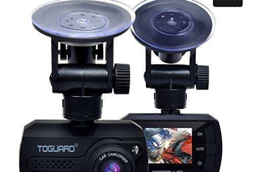 Toguard Mini Full HD Dash Cam Review