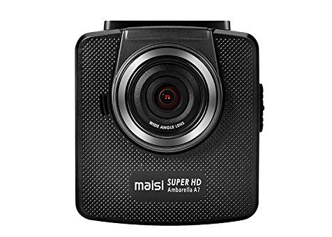 Maisi Ultra HD Dash Cam Review